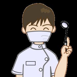 マスクの歯医者 男20130508123054